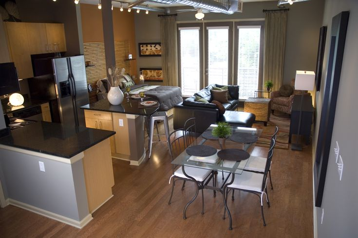 1000 ideas about studio loft apartments on pinterest Loft or studio apartment