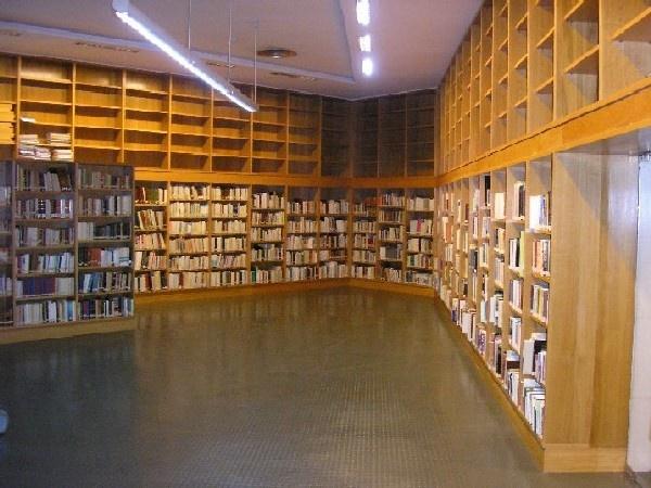 Biblioteca Universidad de La Laguna. Canarias