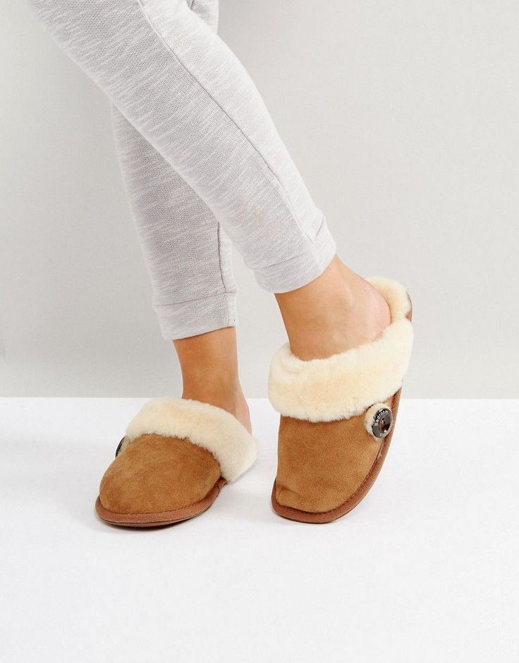 Get this Bedroom Athletics's slippers now! Click for more details. Worldwide shipping. Bedroom Athletics Molly Double Faced Sheepskin Mule - Brown: Slippers by Bedroom Athletics, Faux-suede upper, Soft-touch faux-fur lining, Moulded tread, Hand wash, 100% Textile Upper. Putting their stamp on novelty slippers, Bedroom Athletics created their Marilyn slipper boot in 2007, and the rest is history. Committed to creating loungewear that is as well-made as it is cosy, theirs is a collection of…