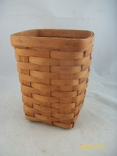 Longaberger 1989 Medium Spoon Basket | eBay | Longaberger ...
