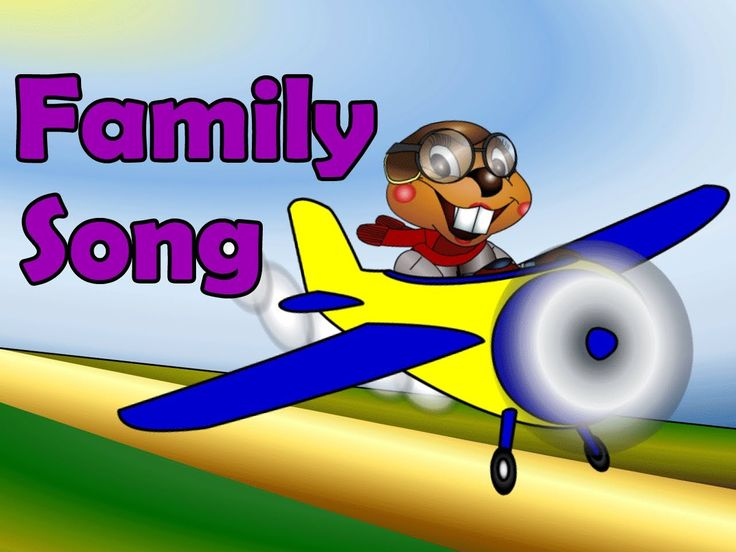 The Family Song - Kids English Pop Music (+playlist)