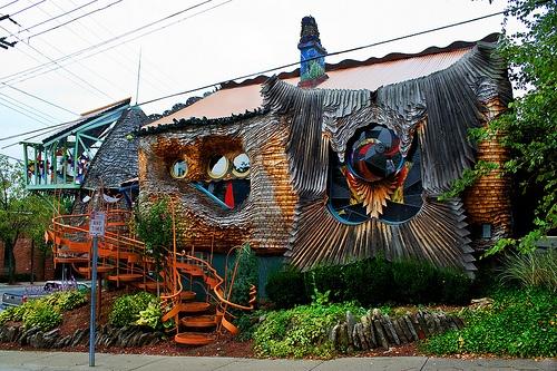 Mushroom house, Hyde Park, Cincinnati   ♛Cincinnati - The ...