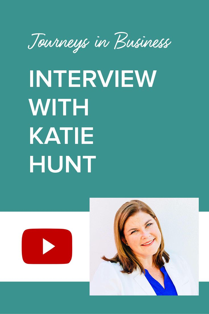 Outsourcing in business can save you time and stress. Listen to this interview with Katie Hunt to learn more!