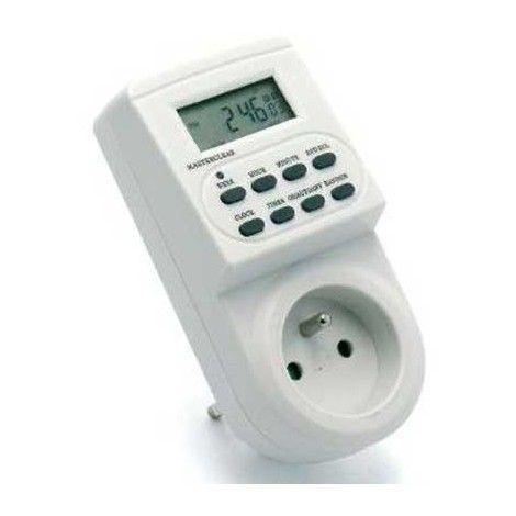 Programmateur electrique digital hebdomadaire - PRDI24 - Electricité