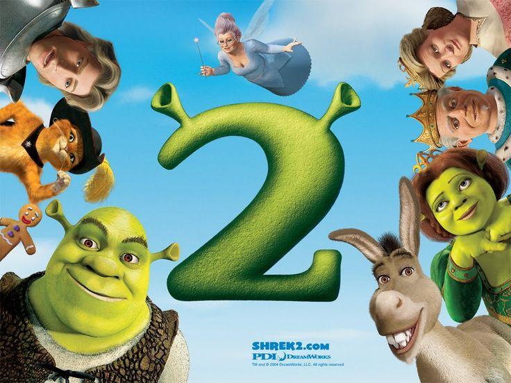 Shrek 2 filme completo dublado em portugues - Filme de animação