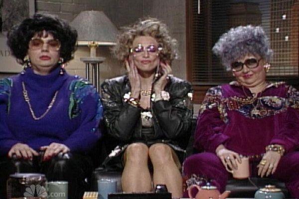 Saturday Night Live: Coffee Talk