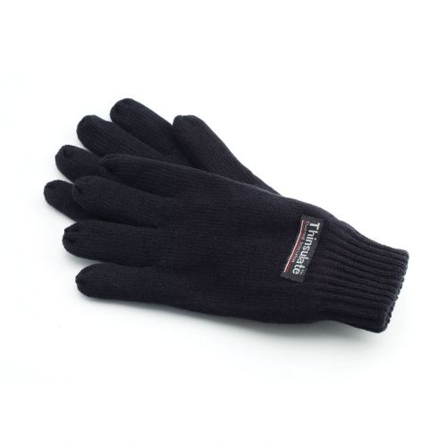 Knitted Thinsulate thermal gloves