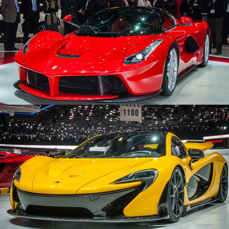 Question always stays the same: #LaFerrari or #McLaren #P1 ?
