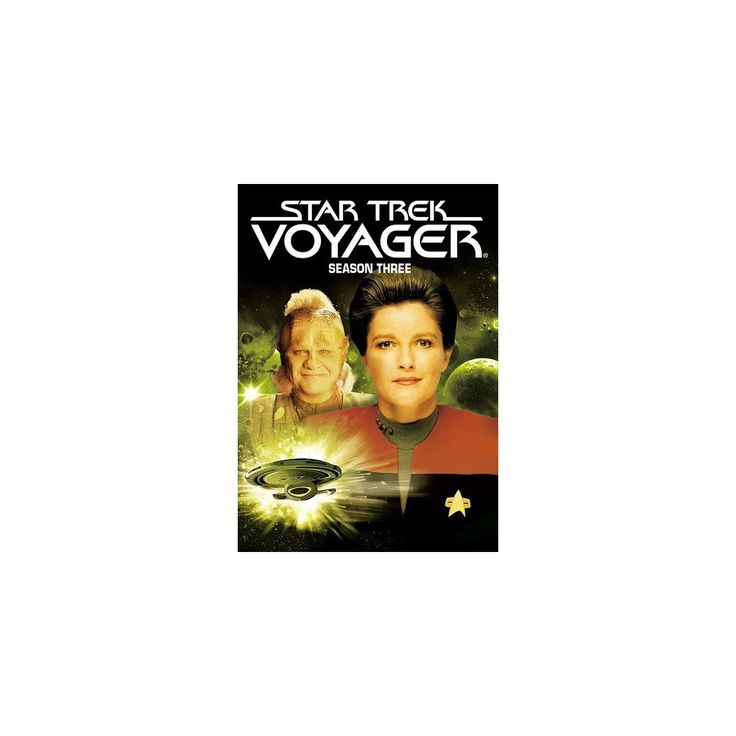 Star Trek: Voyager - Season Three (Dvd)