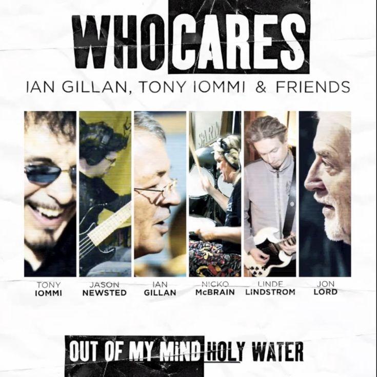 WhoCares (2011) - Tony Iommi, Ian Gillan, Nicko McBrain, Jon Lord, Jason Newsted, Linde Lindstrom