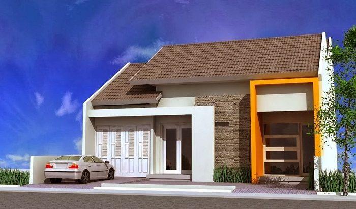 Desain Rumah Mnimalis Idaman