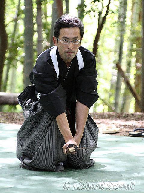 Shingyoto-ryu / 心形刀流, via Flickr.