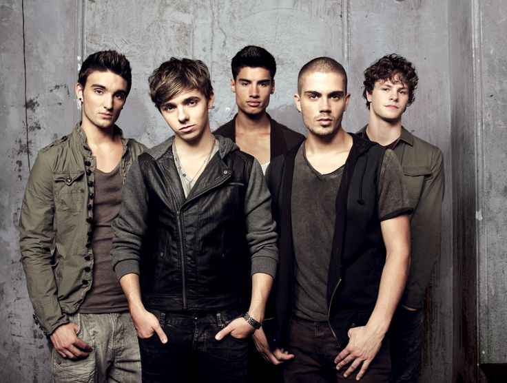 The Wanted (A) Poster. IDR 10,000 31x47cm (A3)