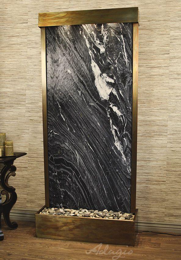36 best images about floor fountains indoor on pinterest - Indoor wall water features ...
