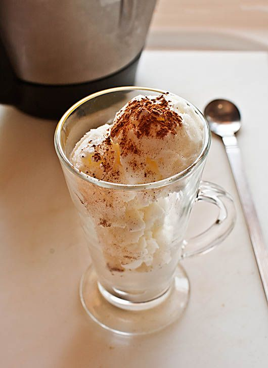 Cómo hacer helado de leche merengada con Thermomix « Trucos de cocina Thermomix