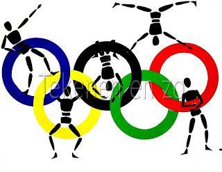 Tekenen en zo: Olympische sporters