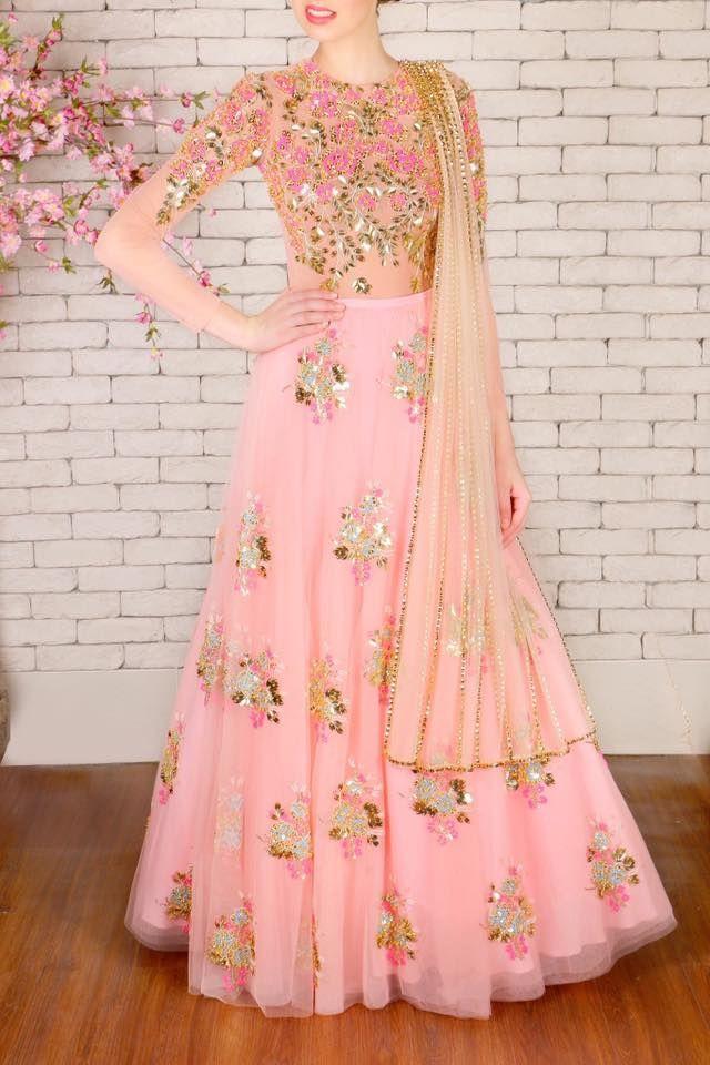 Best 25+ Indian engagement dress ideas on Pinterest ...