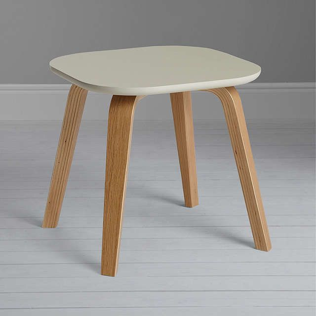 BuyHouse by John Lewis Anton Small Side Table, Smoke Online at johnlewis.com