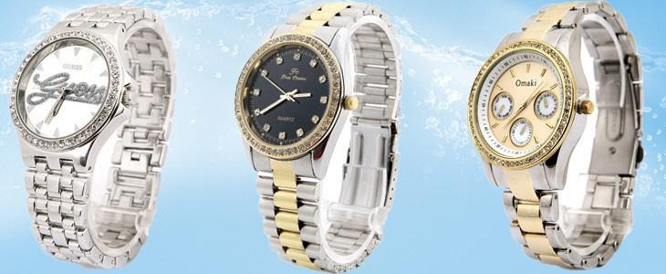 Crystal Glamour - Swarovski, Ceasuri , Seturi - Cea mai variata gama de bijuterii cu Swarovski