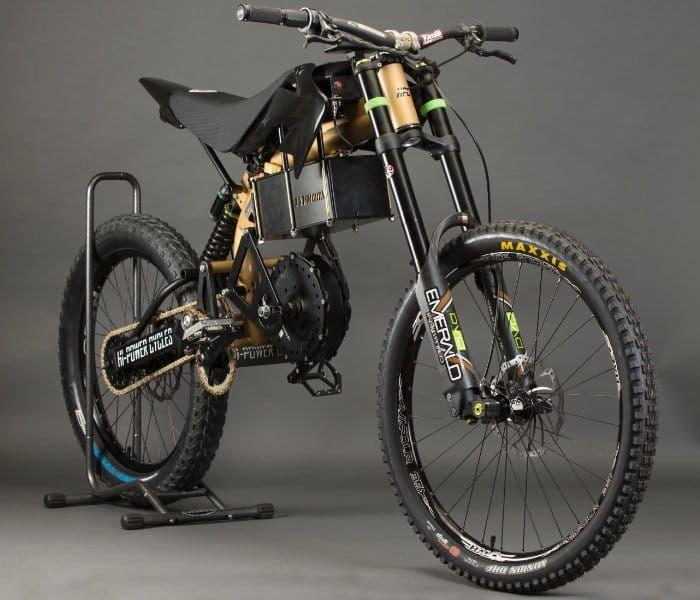 2018 Typhoo Pro Offroad Electric Bike