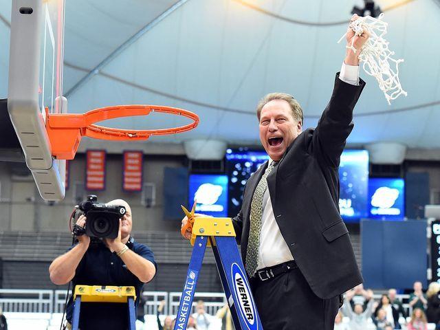 MSU's Tom Izzo voted into Basketball Hall of Fame
