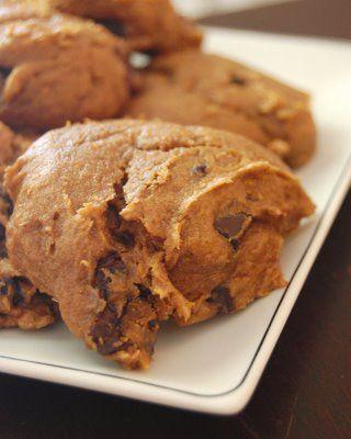 Pumpkin Cookies - Weight Watchers
