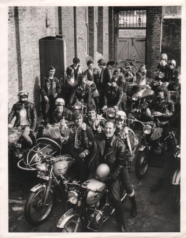 Original 59 insidegate, all good Catholic boys and girls!