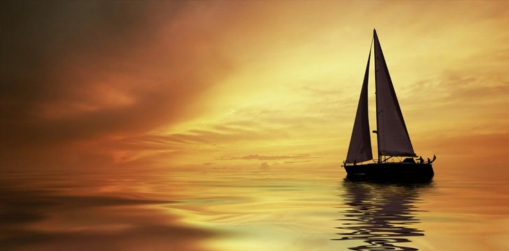 a sailing we will go