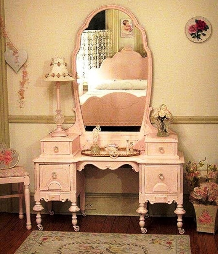 1000 Ideas About Pink Dressing Tables On Pinterest Pink