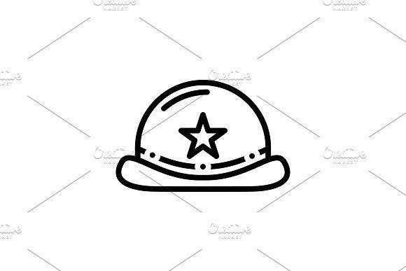 Hat Baseball Icon Baseball Hats Icon Baseball