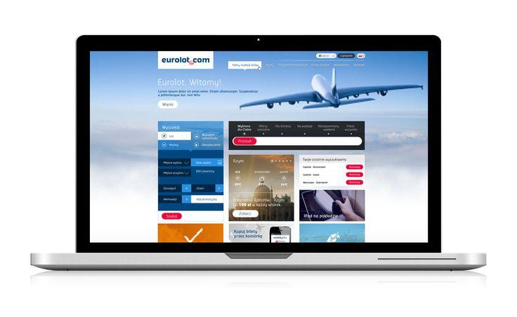 Eurolot website visual.
