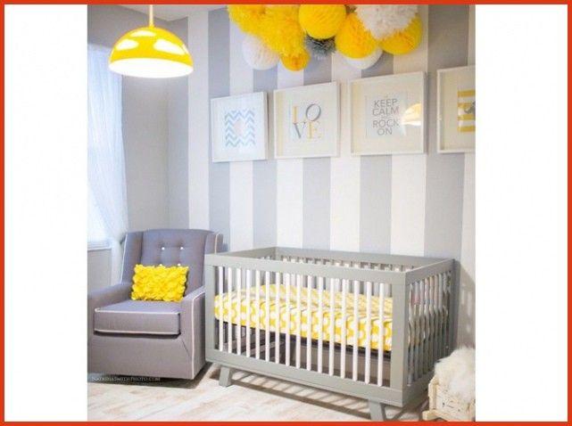 Marvelous Deco Chambre Bebe Jaune Et Gris Modern 43980 Chambre