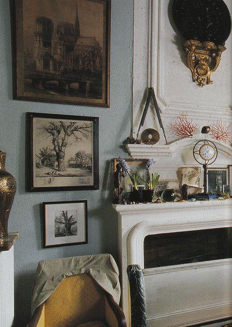 world of interiors