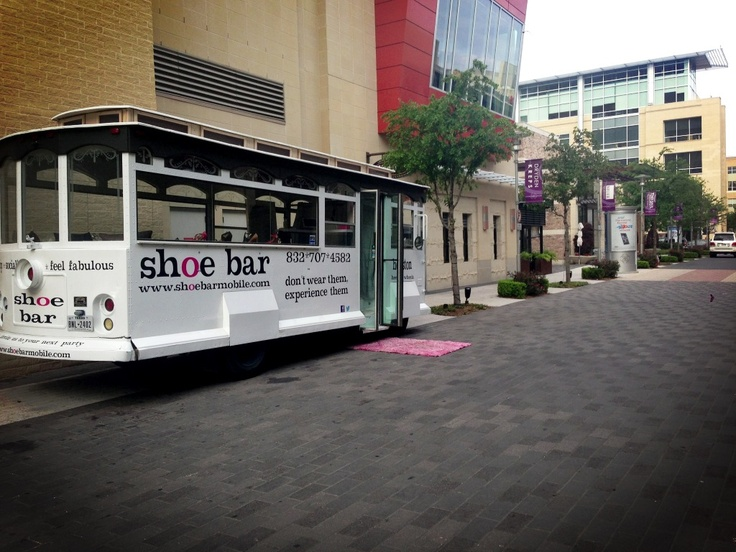 Houston's Mobile Shoe Boutique heels on wheels! 🚌 👠 Bringing the latest in brand name women's footwear to you! alltechlife.ml