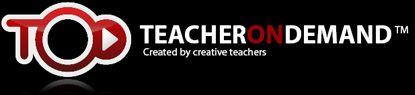 Teacher on demand -  Falköpings kommuns projekt för att lärare ska nå ut med egenproducerade filmer.  Lektioner, utmaningar,  visualiserade mål mm.