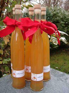bushcooks kitchen: Weißer Weihnachtspunsch am Barbara-Tag