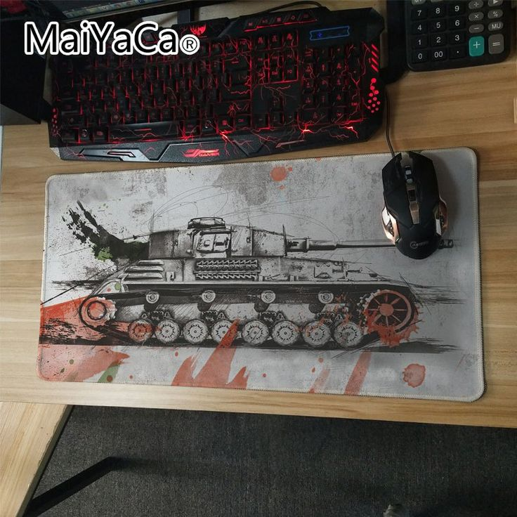 Big sale US $10.70  MaiYaCa World of Tanks Keyboard Mat Notbook Computer Mouse pads 30x60 cm Table Mat For gaming Dota 2 CS Go  #MaiYaCa #World #Tanks #Keyboard #Notbook #Computer #Mouse #pads #Table #gaming #Dota  #Online