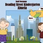 This packet focuses on the the key skills for Reading Street Kindergarten  Unit 4 Week 6 which highlights the story Abuela written by Arthur Dorros...