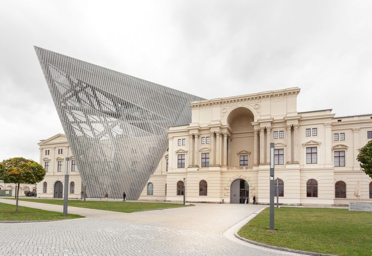Image 1 of 28 from gallery of Studio Libeskind's Military Museum Through the Lens of Alexandra Timpau. Photograph by Alexandra Timpau