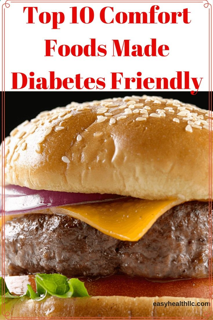 407 best the big diabetes lie recipes diet images on pinterest the big diabetes lie recipes diet top 10 comfort foods made diabetes friendly forumfinder Image collections