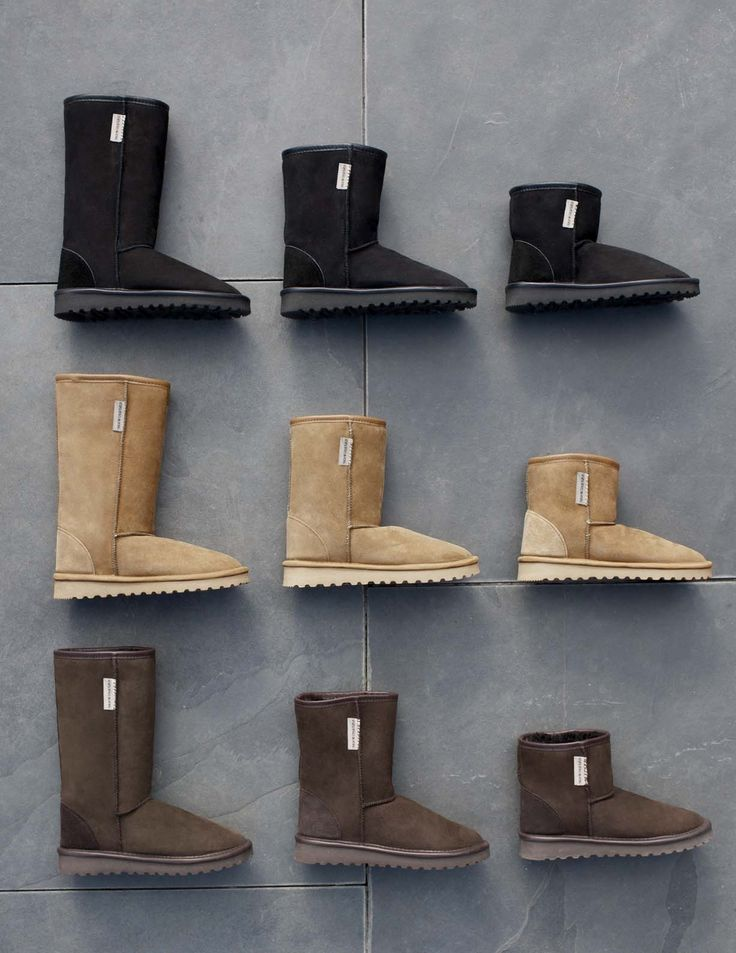 Classic Boots - Shortie