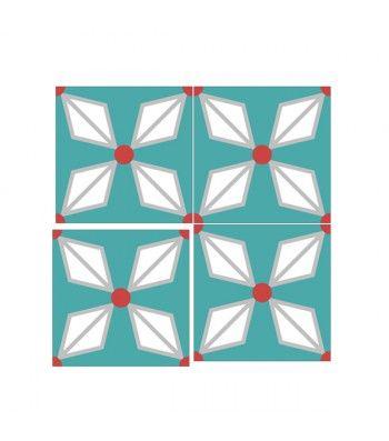 113 best images about carreaux de ciment tiles on for Petit pan carreaux ciment
