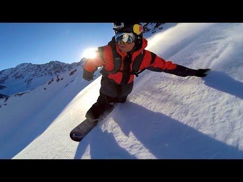 Travis Rice, John Jackson, Chris Davenport si Lynsey Dyer sunt protagonistii acestui video filmat la altitudinea de 4000 m, in Muntii Anzi- Chile >