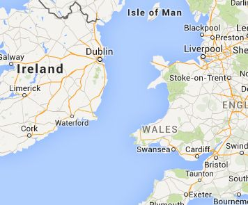 Ferries from Ireland to Wales with directferries.ie