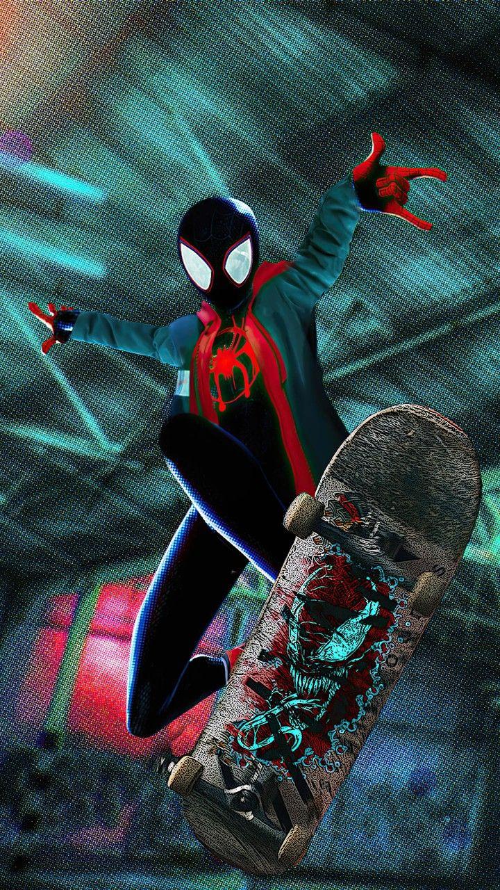 Spider Man Into The Spider Verse Wallpaper Hd Marvel Superhero Posters Spiderman Marvel Spiderman