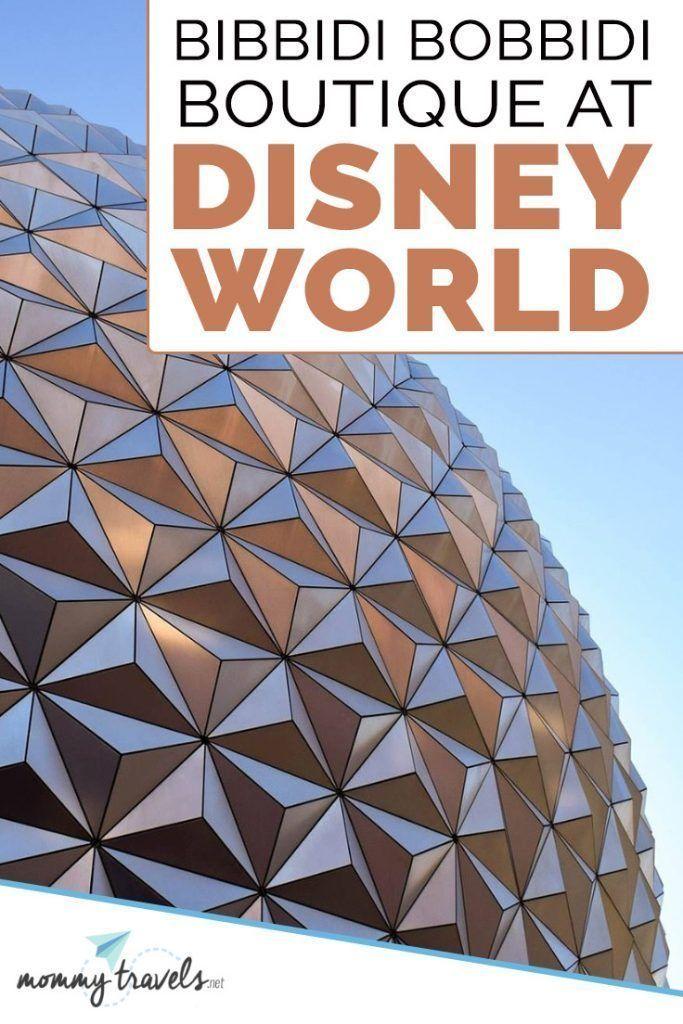 Bibbidi Bobbidi Boutique At Disney World Disney World