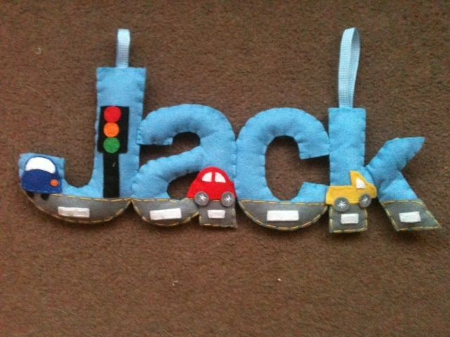4 Letter Banner - The Supermums Craft Fair