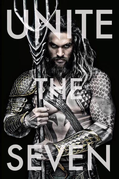 Your First Look at Jason Momoa as Aquaman Hot! Hot! Hot! Loved him in Star Gate Atlantis, and I'm sorry I missed him as Khal Drogo.