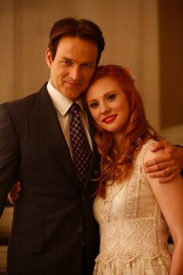 Bill with Jessica & Jessica & Hoyt's wedding - Season 7 finale - Fangirl - True Blood