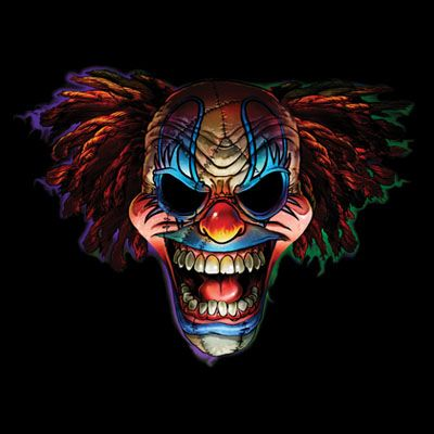 12 Evil Clowns Now Thats Nifty | Home Design And Accessories